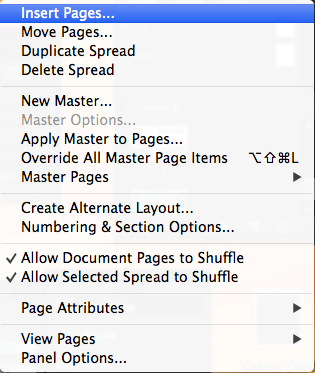 how to create continuous text boxes in indesign