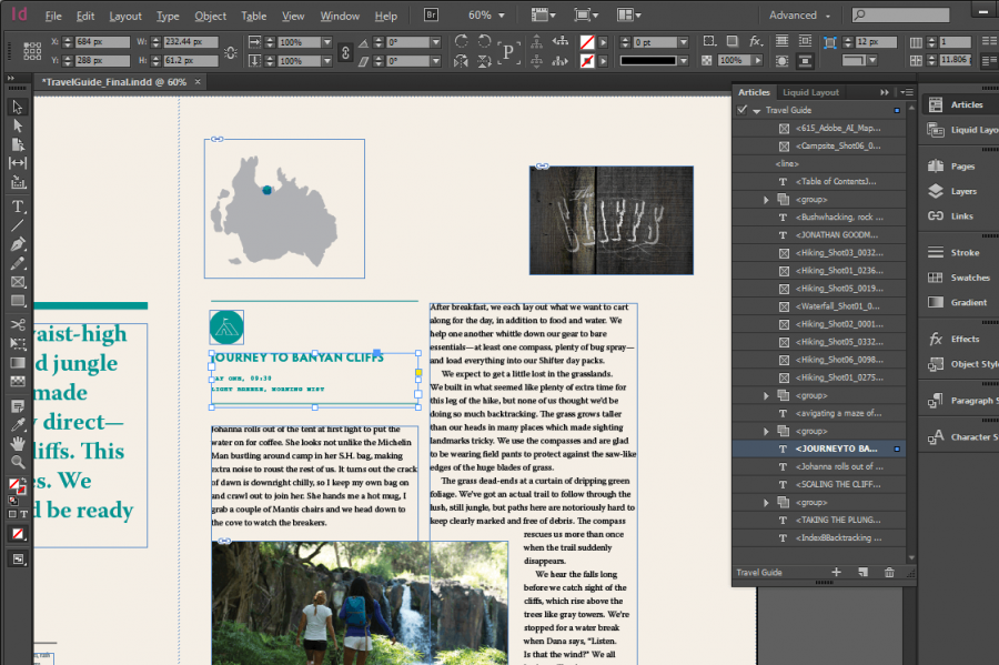 Adobe inDesign CC: Creating a Basic Document – Annenberg Digital ...