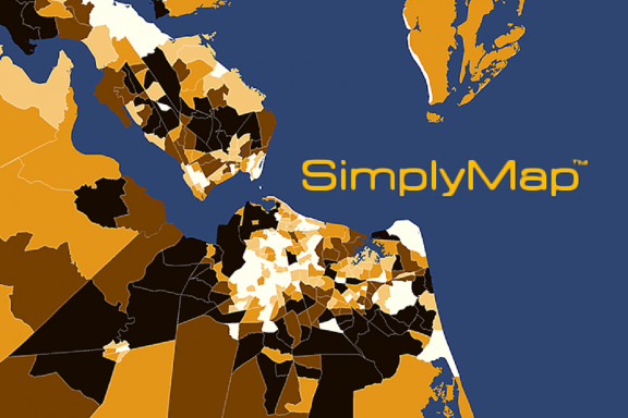 simply map thumb