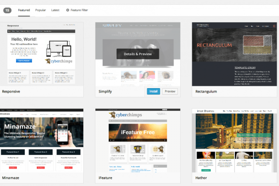 WordPress-Themes-Featured