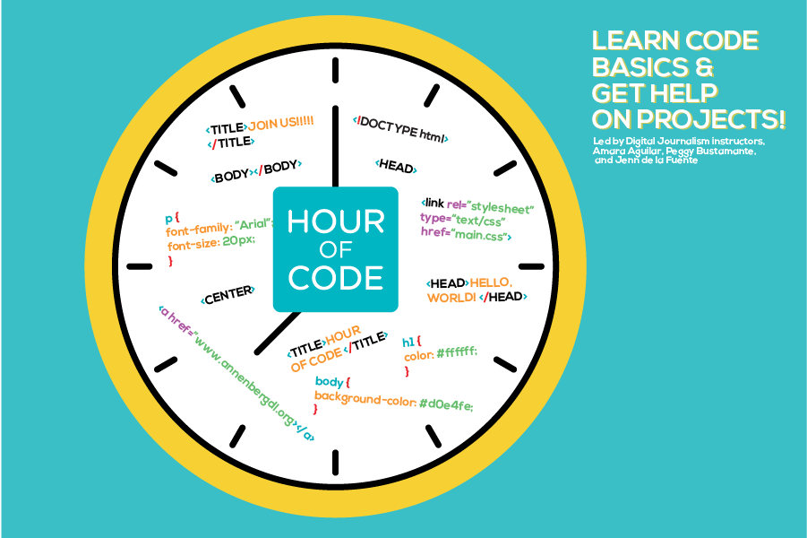 The Hour of Code 2015 – Annenberg Digital Lounge