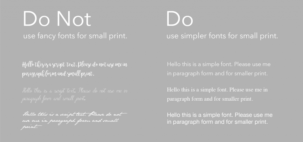 FUN FACT It Is Easier To Read Serif Fonts In Longer Paragraphs Because The Lines Help Eye Travel Faster Next Word