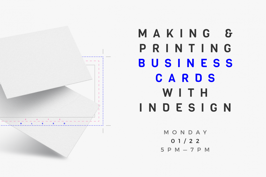 Making and Printing Business Cards with InDesign – Annenberg Digital ...