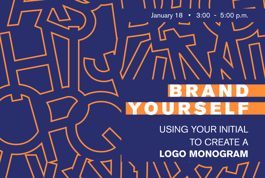 Brand Yourself Using Your Initials To Create A Logo Monogram Annenberg Digital Lounge